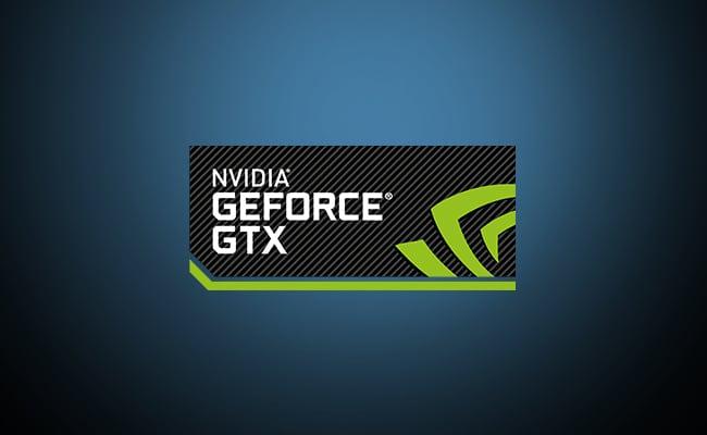 Nvidia GTX logo