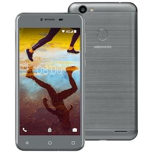 MEDION® LIFE® E5008 Smartphone, 12,7 cm (5) HD Display, Android™ 7.0, 34 GB Speicher, Quad-Core-Prozessor (B-Ware)