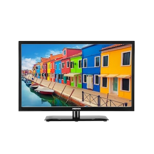 MEDION® LIFE® P12450 Fernseher, 54,6 cm (21,5) LED-Backlight-TV, Full HD, integrierter DVD-Player, HD Triple Tuner, DVB-T2 HD Antenne, Car-Adapter