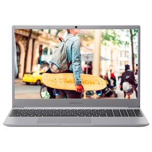 MEDION® AKOYA E15403 Allround laptop | Intel Core i3 | Windows 10 home | HD Graphics | 15,6 inch Full HD | 8 GB RAM | 256 GB