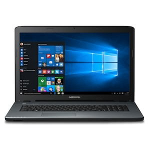 MEDION® AKOYA® P7645, Intel® Core™ i5-7200U, Windows 10 Home, GeForce® 940MX, 128 GB SSD, 1 TB HDD, 8 GB RAM, Multimedia Notebook (B-Ware)