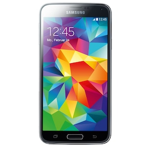 SAMSUNG GALAXY S5 SM-G900F Smartphone, 12,95 cm (5,1) Full-HD Display, Android™ 5.0, 16 GB Speicher, Quad-Core-Prozessor (B-Ware)