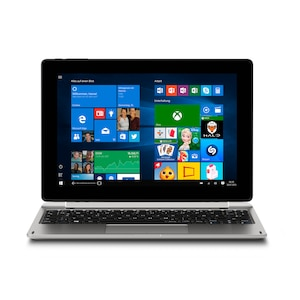 "MEDION® AKOYA® E1239T, Intel® Atom® x5-Z8350, Windows 10 Home, 25,7 cm (10,1"") FHD Display, 2 GB RAM, 64 GB Flash, Touch-Notebook  (B-Ware)"