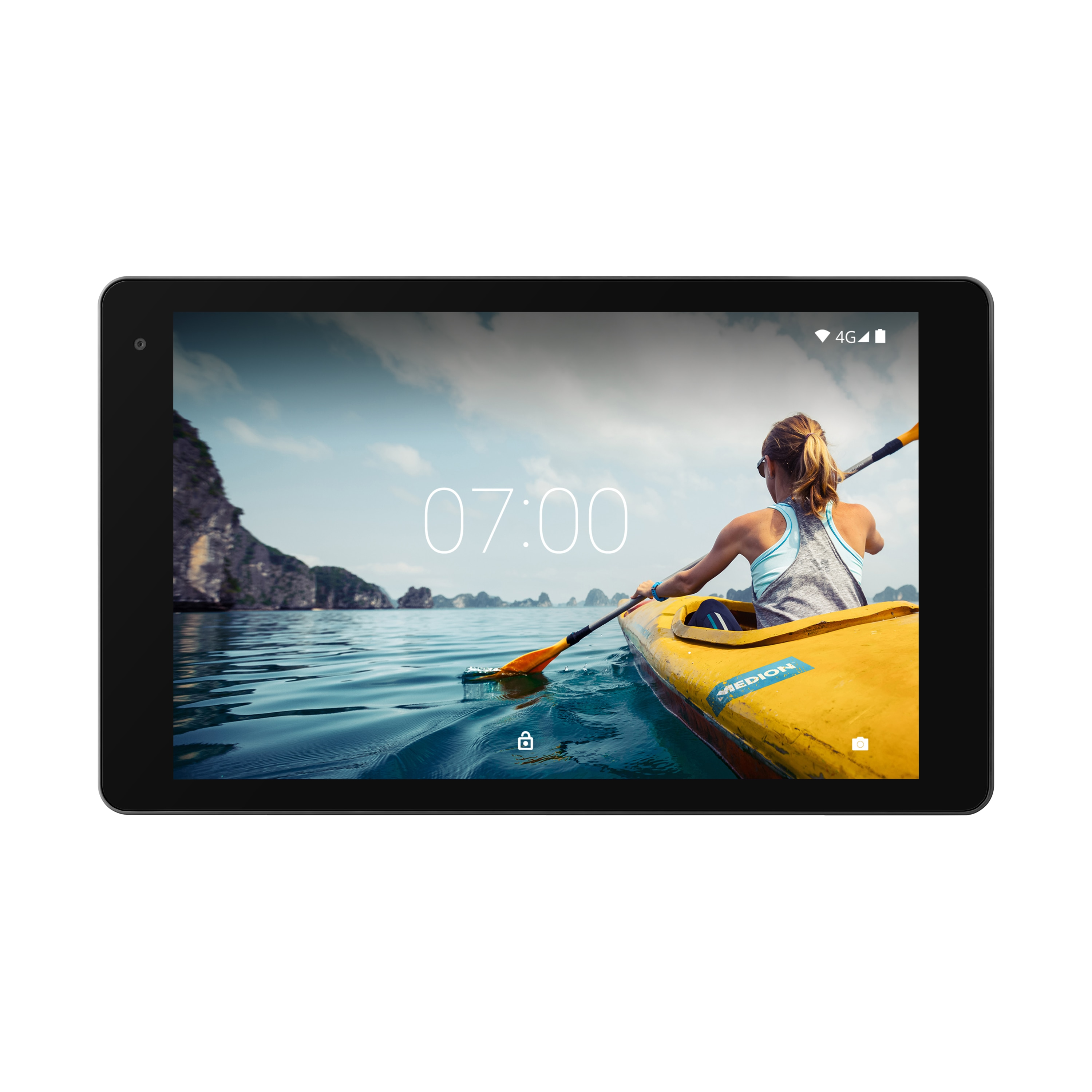 """MEDION® LIFETAB® P10606 Tablet, 25,7 cm (10,1"""") FHD Display, Android™ 7.1.1, 32 GB Speicher, Octa Core Prozessor, LTE, WLAN ac, Quick Charge (B-Ware)"""