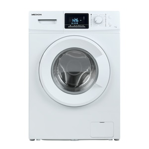 MEDION® Waschmaschine MD 37378, Nennkapazität 7 kg, 16 Waschprogramme, 1400 U/min, LED-Display, EEK A+++