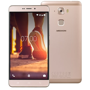"MEDION® LIFE® X5520 Smartphone, 13,97 cm (5,5"") Full-HD-Display, Android™ 6.0, 64 GB Speicher, Octa-Core-Prozessor"