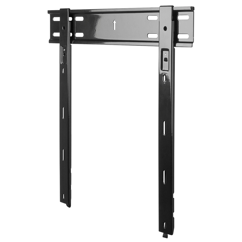 GOOBAY EasyFix Invisible L TV-Wandhalterung, für Geräte von 26'' bis 55'' (66-140cm), VESA max. 400x400mm, Traglast 40kg