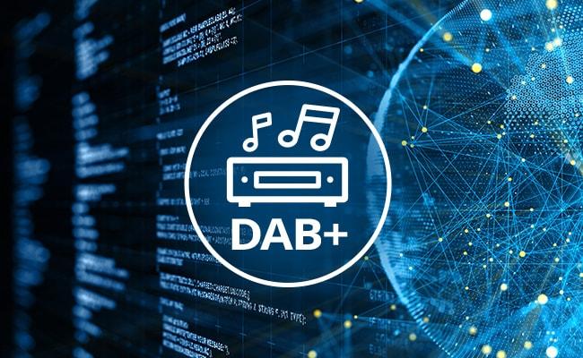 De medion radio's met DAB+