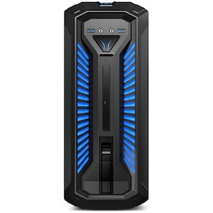MEDION® ERAZER® P6602 DR, Intel® Core™ i5-8400, Windows 10 Home, GTX 1050 Ti, 256 GB PCIe SSD, 1 TB HDD, 8 GB DDR4 RAM, Gaming PC