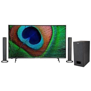 MEDION® BundelDEAL ! LIFE® X14330 43 inch Android Smart-TV & P61220 Bluetooth Soundbar met Subwoofer