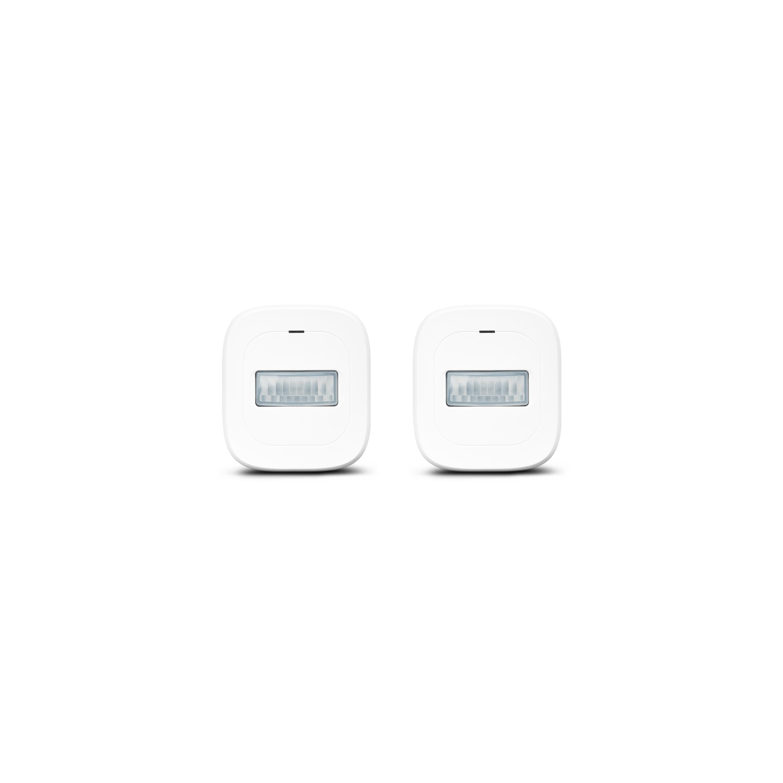 MEDION® Smart Home Sparpaket - 2 x Bewegungsmelder P85707, Smart Home, 120° Weitwinkel, bis zu 8 Meter Reichweite