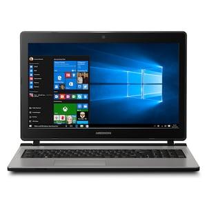 MEDION® AKOYA® E6431, Intel® Core™ i5-6267U, Windows 10 Home, 39,6 cm (15,6'') FHD Display, 6 GB RAM, 128 GB SSD, 1.5 TB HDD, Notebook (B-Ware)
