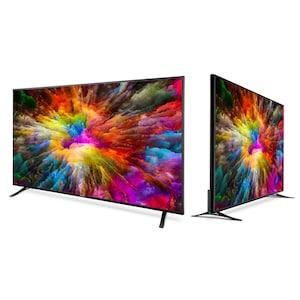 MEDION® LIFE® X18113 Smart-TV, 189,3 cm (75'') Ultra-HD, DTS Sound und integrierter Subwoofer, Bluetooth, PVR