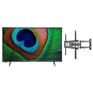 MEDION® BundelDEAL ! LIFE® X15031 50 inch Android Smart-TV & GOOBAY Basic FULLMOTION (L) Muurbevestiging Tot 70 inch