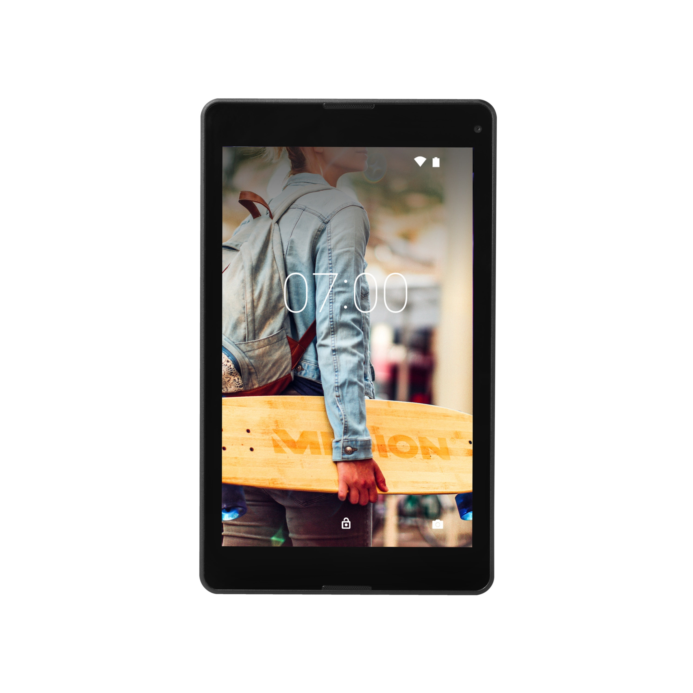 MEDION® LIFETAB® P8524 Tablet, 20,23 cm (8) FHD Display, Android™ 7.0, 64 GB Speicher, 2 GB RAM, Quad Core Prozessor, Metallgehäuse