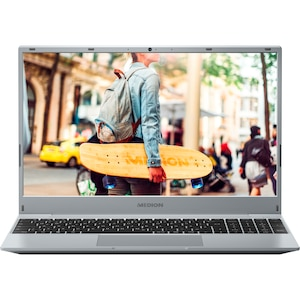 MEDION® AKOYA E15302 laptop | AMD Ryzen 5 3500U | Windows10Home(Smode) | Vega 8 | 15,6 inch Full HD | 8 GB RAM | 512 GB SSD  (Refurbished)