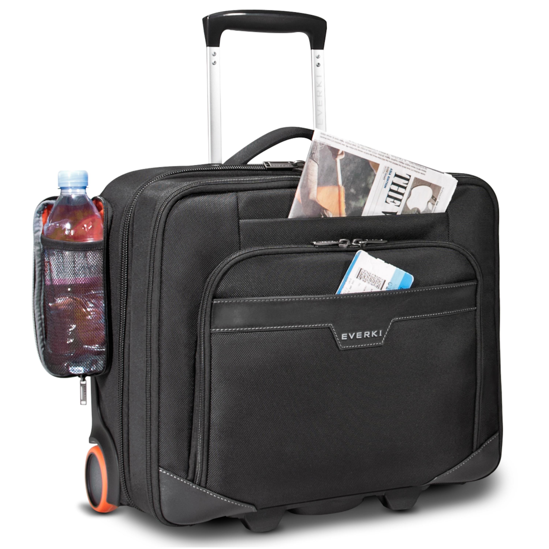 EVERKI Journey Laptop Trolley mit anpassbarem Fach für Geräte von 11 bis 16