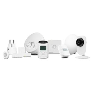 MEDION® P85755 Smart Home Starter Set für Fortgeschrittene - Ihr Zuhause: Sicher, sparsam, smart