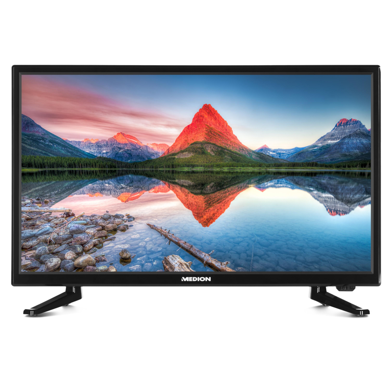 MEDION® LIFE® P13175 TV, 54,6 cm (21,5), Full HD, DVB-T2 HD, HD Triple Tuner, integrierter Mediaplayer, CI+ (B-Ware)