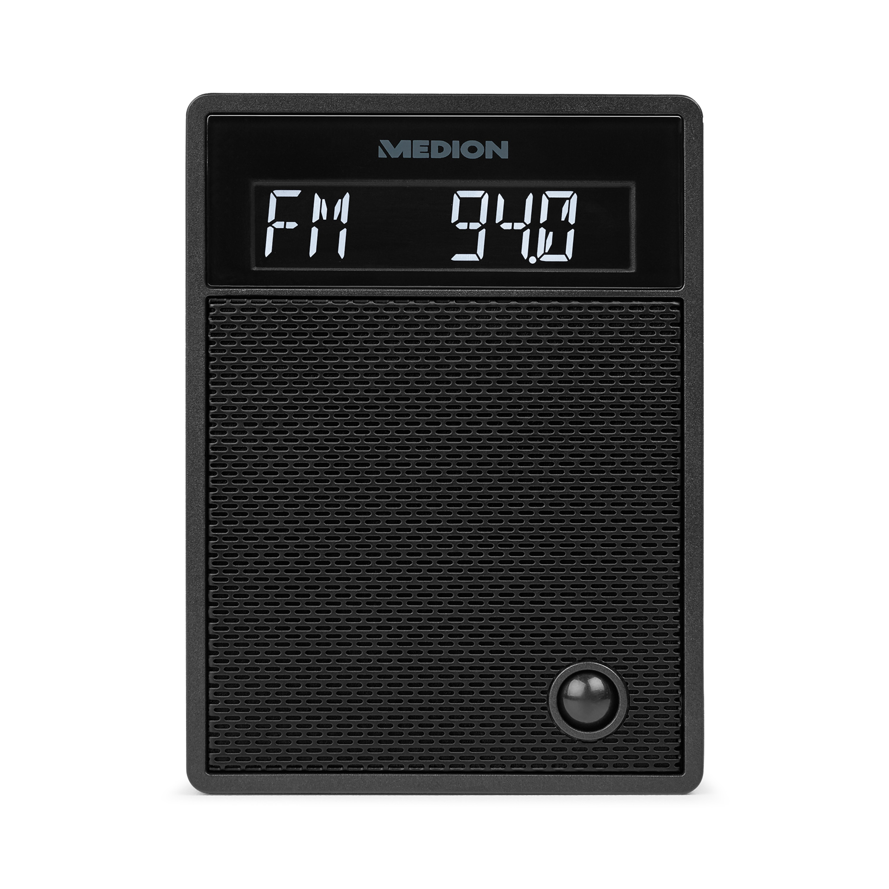 MEDION® LIFE® P65702 Bluetooth® Steckdosenradio mit LC-Display, NFC, PLL-UKW Radio, Freisprechfunktion, USB-Ladefunktion (B-Ware)