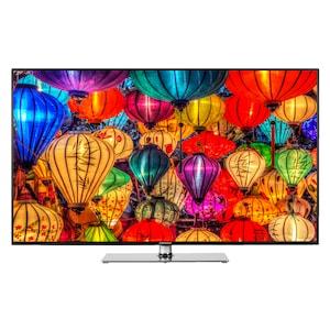 MEDION® LIFE® S14310 TV, 108cm (43) Ultra HD Smart-TV, HDR, PVR ready, NETFLIX, Bluetooth®, DTS HD, HD Triple Tuner, CI+