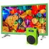 "MEDION® LIFE® P13500 TV, 54,6 cm (21,5"") LED-Backlight, HD Triple Tuner, CI+ inkl. DAB+ Radio E66880"