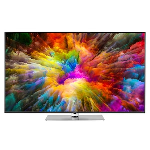 MEDION® LIFE® X16524 Smart-TV, 163,8 cm (65) Ultra HD Display, HDR, Dolby Vision, PVR ready, Netflix, Bluetooth®, DTS HD, HD Triple Tuner, CI+ (B-Ware)