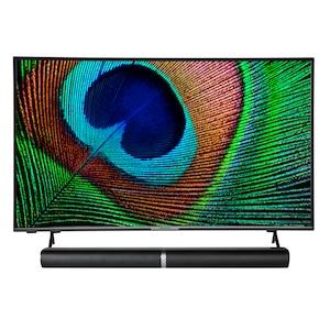 MEDION® LIFE® X15532 138,8 cm (55'') Ultra HD Android TV + P61202 TV-Soundbar mit Bluetooth® - ARTIKELSET