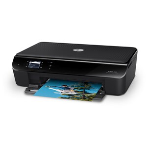 HP Envy 4502 e-All-in-One Drucker - Drucken, Kopieren & Scannen via Smartphone oder Tablet, mit 5 cm Monodisplay
