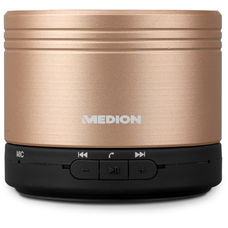MEDION® LIFE® E61037 Bluetooth-Lautsprecher, 10 m Reichweite, 28 W, Freisprechfunktion, Bluetooth® 4.1