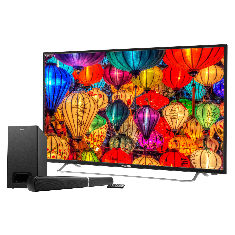 MEDION LIFE® S14304 TV, 108 cm (43´´), inkl. Wa...