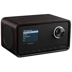 MEDION® S85105 WLAN Internet-Radio mit 2.1 Soundsystem, 8,1 cm (3,2) Farbdisplay, WLAN, DAB+ & UKW Empfänger, DLNA, 2 x 10 W RMS