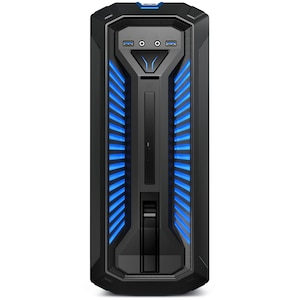 MEDION® ERAZER Bandit P10 Budget Gaming PC | Intel Core i5 | Windows 10 Home | GTX 1660 | 8 GB RAM | 512 GB SSD | 1 TB HDD | Hot Swap Bay