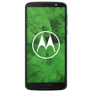 MOTOROLA moto g6 plus Smartphone, 15,06 cm (5,9) Full-HD+ Display, Android™ 8.0, 64 GB Speicher, Octa-Core-Prozessor