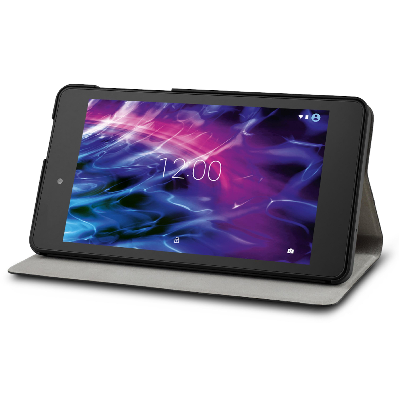 MEDION® Flip Cover, Passgenaues Flip Case, Für MEDION® Tablet E6912
