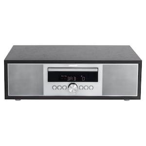 MEDION® LIFE® P64145 All-in-One Audio System, DAB+/PLL-UKW Stereo-Radio, Bluetooth®, CD/MP3-Player, Wiedergabe von Musikdateien vom USB-Stick, elegantes Design, 2 x 15 W RMS