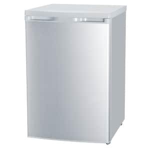 MEDION® Kühlschrank MD 13854 mit 130 L, Klimaklasse ST/N, wechselbarer Türanschlag, höhenverstellbare Füße