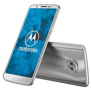 MOTOROLA moto g6, 14,5 cm (5,7) Full-HD+ Display, Android™ 8.0, 32 GB Speicher, Octa-Core-Prozessor, Dual-SIM, LTE