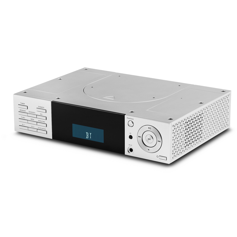 MEDION® LIFE® E66346 Stereo Unterbauradio mit Bluetooth, perfekt für die Küche, Alarm-Funktion und Koch-Timer, AUX (B-Ware)