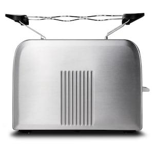 MEDION® Broodrooster MD 16232 | RVS | Vermogen 1050 Watt | Roestvrijstalen behuizing | Ontdooi en opwarmen functie |  Uitneembare kruimellade