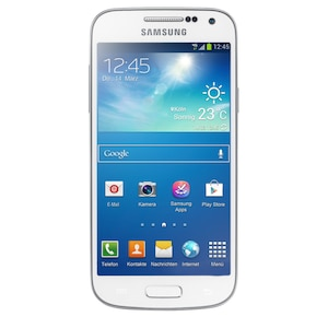 "SAMSUNG S4 mini I9195I Smartphone, 10,85 cm (4,27"") Display, Android™ 4.2, 8 GB Speicher, Dual-Core-Prozessor"