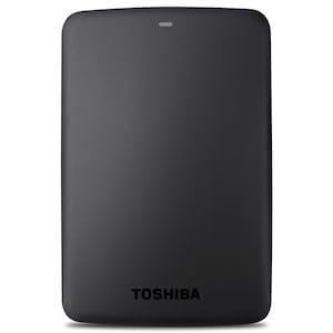 "TOSHIBA Canvio 2 TB Externe 2,5"" Festplatte, USB 3.0, Datenschutz durch Stoßsensor"