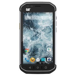 CAT S40 Outdoor-Smartphone, 11,94 cm (4,7) qHD-Display, Android™ 5.1, 16 GB interner Speicher, Quad-Core-Prozessor