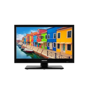 MEDION® LIFE® P12309 Fernseher, 47 cm (18,5) LED-Backlight, HD Triple Tuner, integrierter DVD-Player, Car-Adapter, CI+