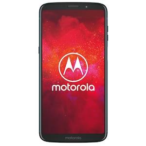 MOTOROLA moto z3 play Smartphone, 15,2 cm (6) FHD+ Display, Android™ 8.1, 64 GB Speicher, Octa-Core-Prozessor, Dual-SIM, LTE