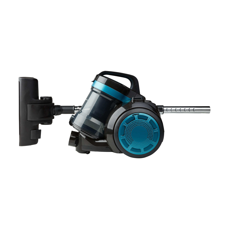 MEDION® Beutelloser Staubsauger MD 19407, 800W Leistung, Staubbehälterkapazität 2 L, EPA Filter, integriertes Zubehör