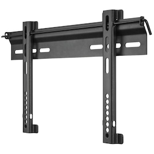 GOOBAY EasyFix UltraSlim L TV-Wandhalterung, für Geräte von 23'' bis 55'' (58-140cm), ultraflach, VESA max. 400x200mm, Traglast 45kg