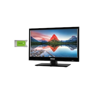 "MEDION® LIFE® P13174 Fernseher, 47 cm (18,5"") LED-Backlight, HD Triple Tuner, integrierter Mediaplayer, Car-Adapter inkl. DVB-T2 HD Modul"