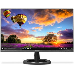 MEDION® AKOYA® P55840, Widescreen Monitor, 60,5 cm (23,8'') QHD Display, HDMI und Displayport