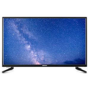MEDION® LIFE® P12314 TV, 101,6 cm (40''), Full HD, integrierter DVD-Player, DVB-T2 HD, HD Triple Tuner, integrierter Mediaplayer, CI+